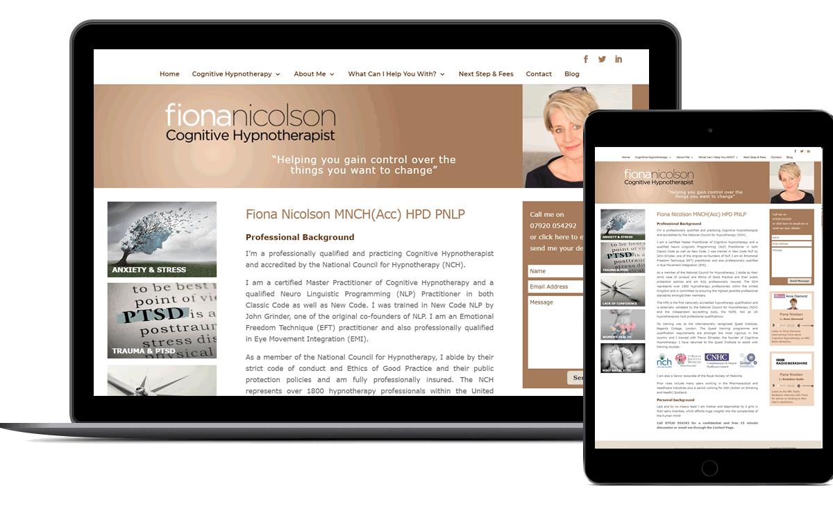 Website design in Henley-on-Thames