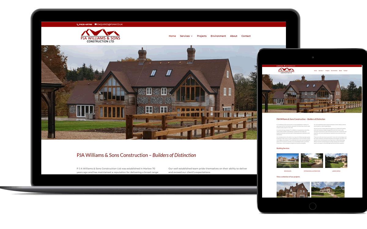 Website design in Marlow
