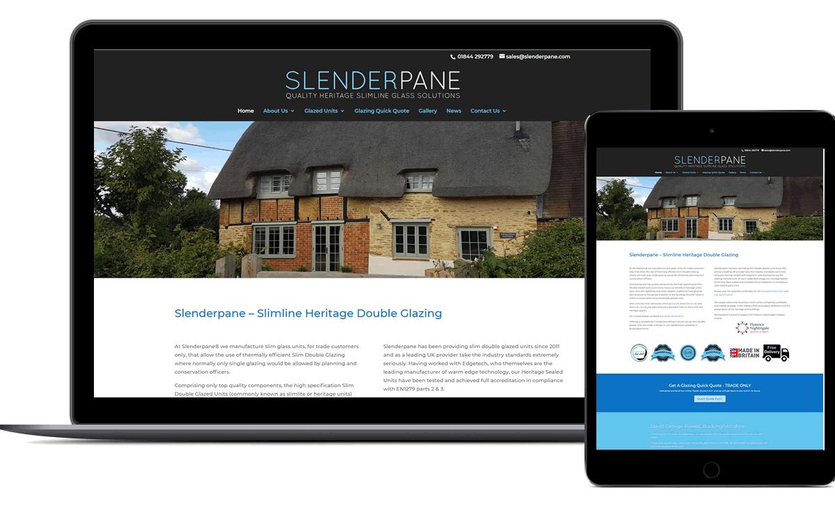 Website Design in Haddenham
