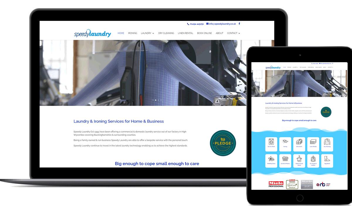 Website design in High Wycombe