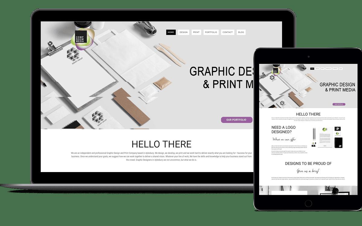 Professional website design in Aylesbury