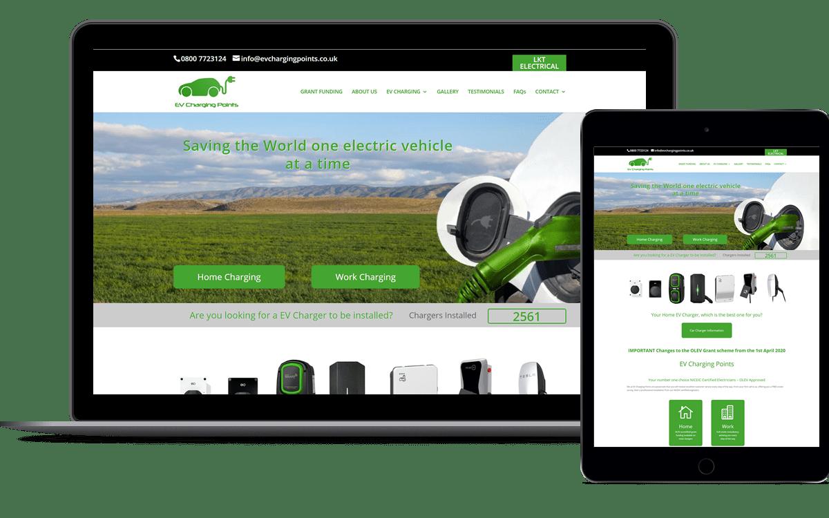 Website Design in Bicester